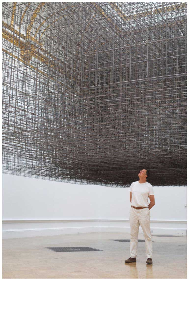 Antony Gormley, Royal Academy, Art, Sculpture, London, installation